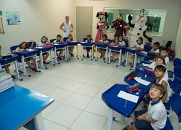 Turmas Escola Le Irdak